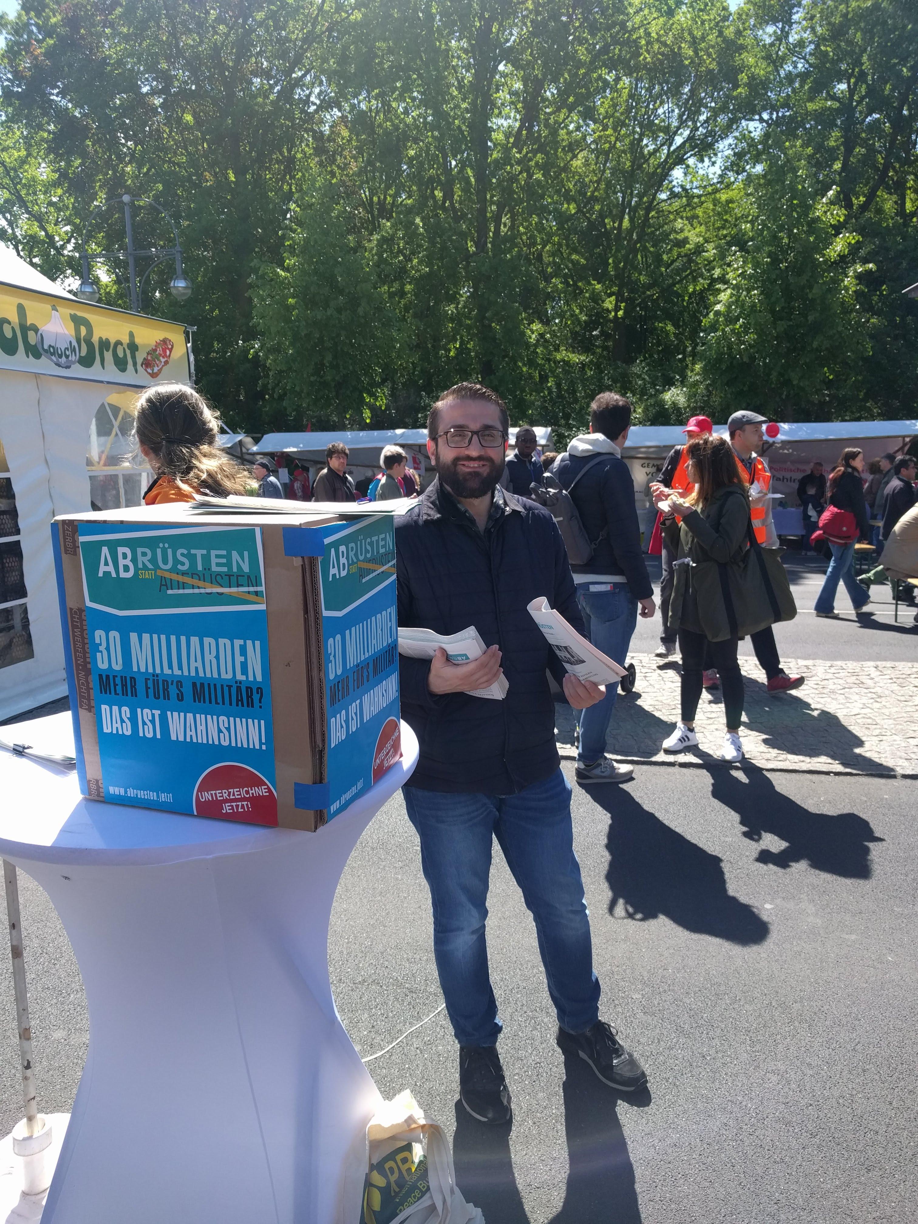 1. Mai in Berlin 2